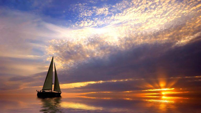 Our Santorini Sailing Yacht