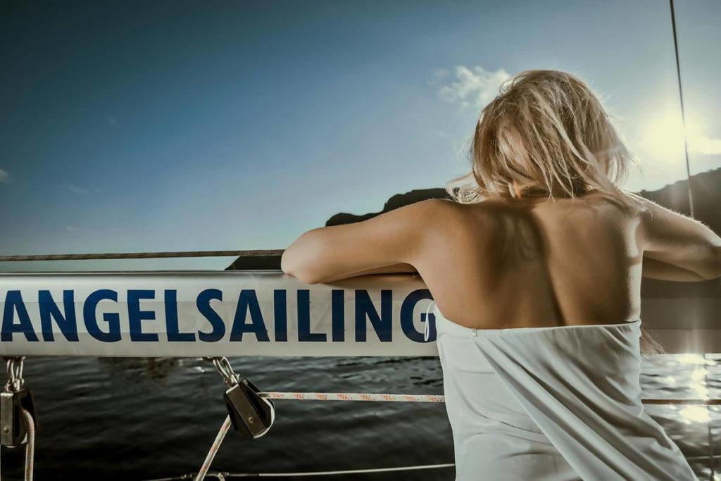 Santorini Sailing Cruise